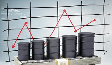 Az olaj hozamgörbe mutatja, mennyire bizonytalan a piac az olajár alakulásával