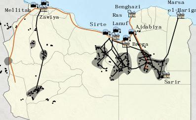 Meddig nőhet Líbia kőolajtermelése?