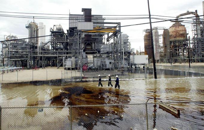 Harvey és az olajpiac – rossz hír a WTI bulloknak